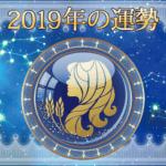 2019年の運勢 - おとめ座