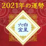 2021年六白金星