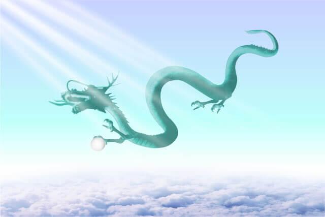 竜に関する夢占い