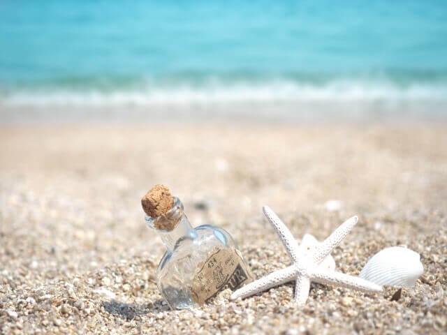 海辺(砂浜)