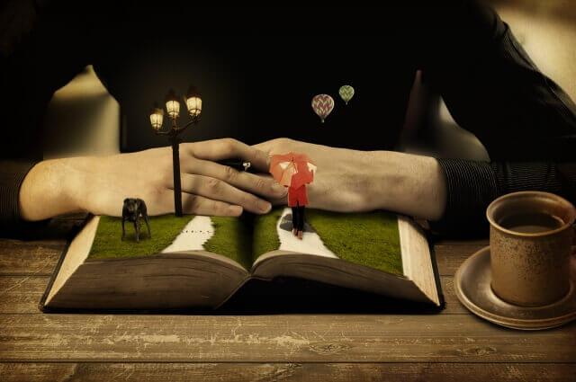 物語に関する夢占い